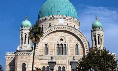 Sinagoga si Muzeul de Arta si Istorie Ebraica din Florenta