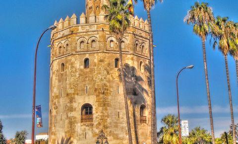 Turnul de Aur din Sevilia