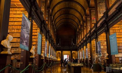 Vechea Biblioteca din Dublin