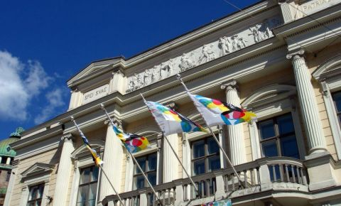Vechea Casa a Studentilor din Helsinki