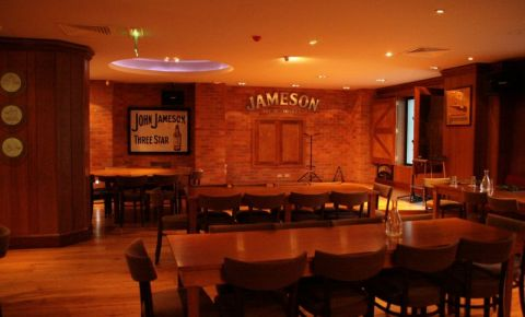 Vechea Distilerie Jameson din Dublin