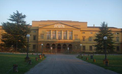 Vila Poggio Imperiale din Florenta