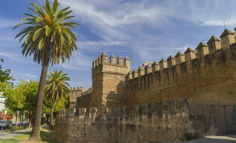 Zidurile si Portile Orasului Sevilia