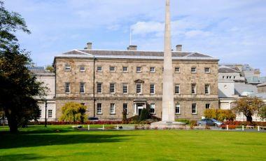 Cladirea Parlamentului Irlandez din Dublin