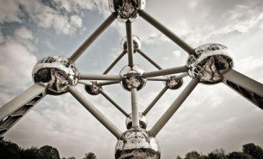 Expozitia Atomium din Bruxelles