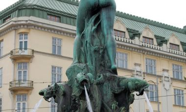Fantana Havis Amanda din Helsinki