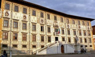 Palazzo dei Cavalieri din Pisa
