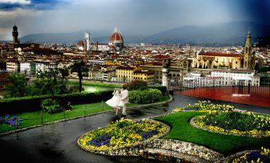Piata Michelangelo din Florenta
