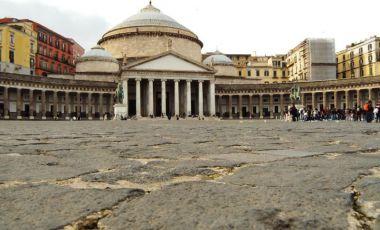 Piata del Plebiscito din Napoli