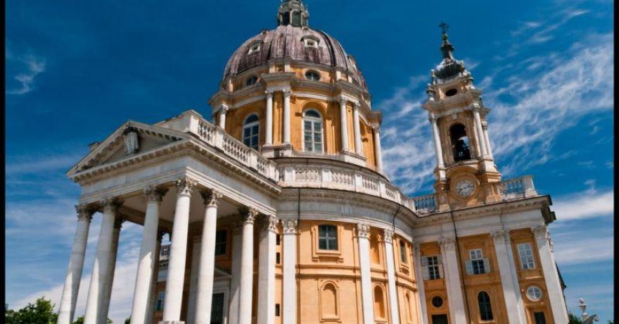 Basilica Superga din Torino