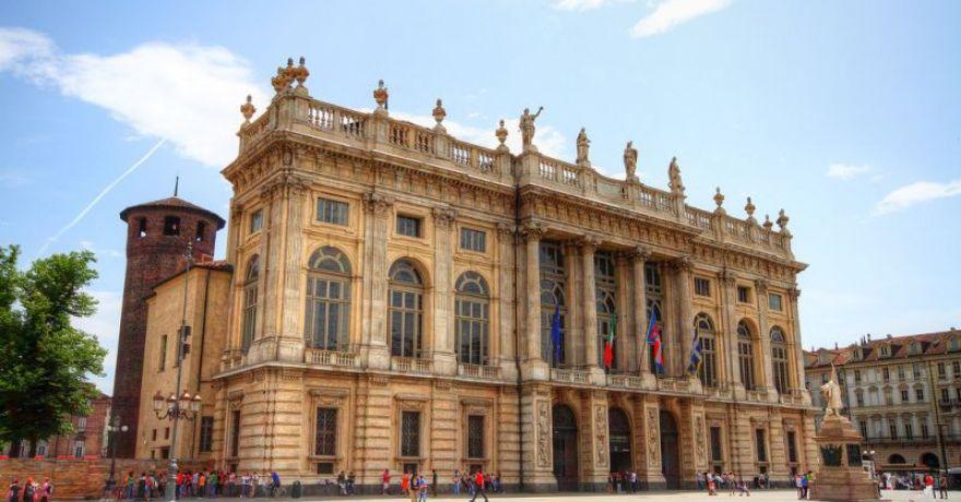 Palatul Madama din Torino