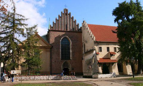 Bazilica Sfantul Francis din Cracovia