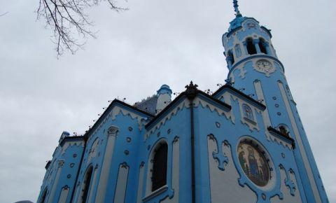 Biserica Albastra din Bratislava