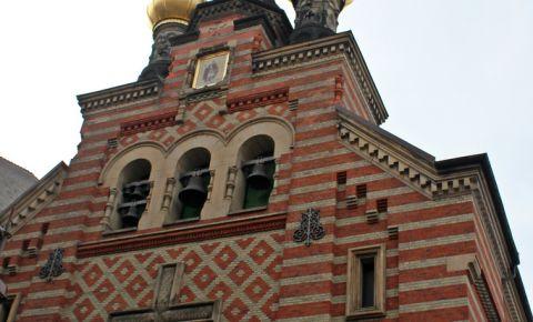 Biserica Alexander Nevski din Copenhaga