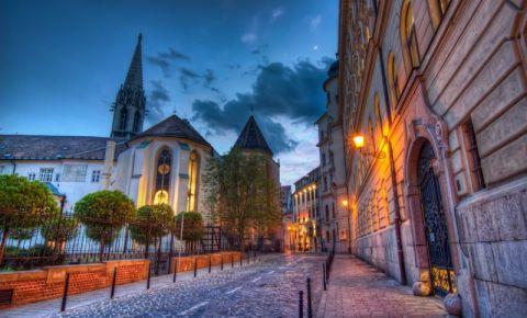 Biserica Buna Vestire din Bratislava