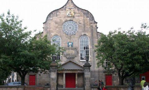 Biserica Canongate din Edinburgh