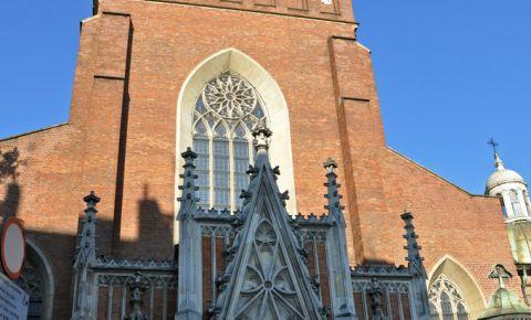 Biserica Dominicana Sfanta Treime din Cracovia