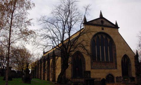 Biserica Greyfriars din Edinburgh