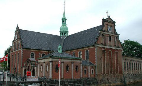 Biserica Holmen din Copenhaga