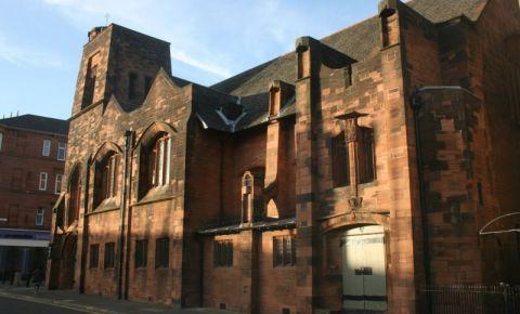 Biserica Mackintosh din Glasgow