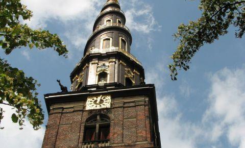 Biserica Mantuitorului din Copenhaga