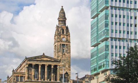 Biserica Saint Vincent din Glasgow