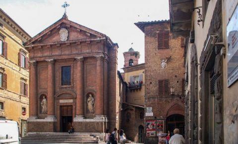 Biserica San Cristoforo din Siena