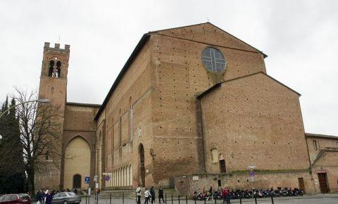 Biserica San Domenico din Siena