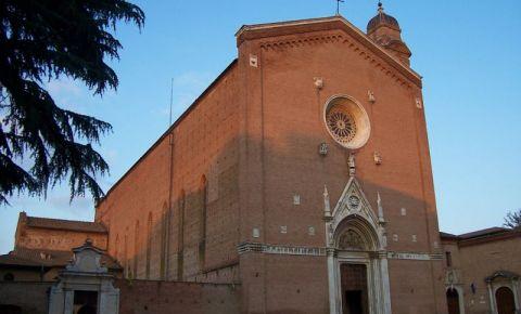 Biserica San Francesco din Siena