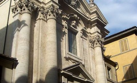 Biserica San Giorgio din Siena