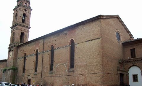 Biserica San Niccolo al Carmine din Siena