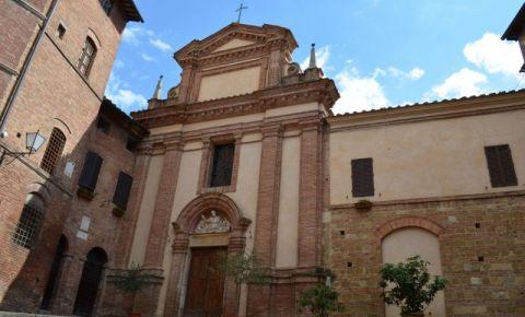 Biserica San Pietro din Siena