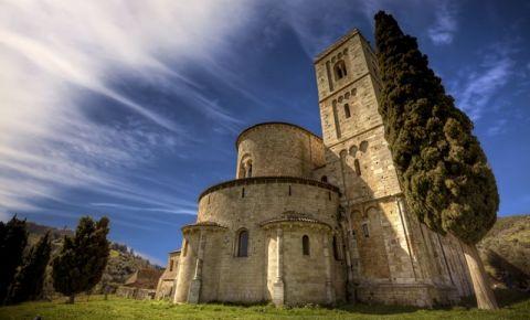 Biserica Sant`Agostino din Siena