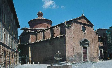 Biserica Santo Spirito din Siena