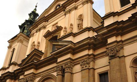 Biserica Sfanta Ana din Cracovia