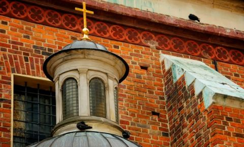 Biserica Sfanta Barbara din Cracovia