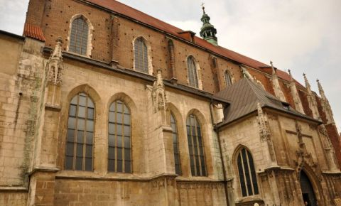 Biserica Sfanta Catherina din Cracovia
