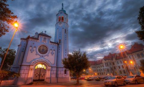Biserica Sfanta Elisabeta din Bratislava