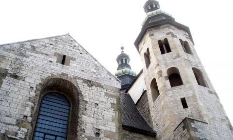Biserica Sfantul Andrei din Cracovia