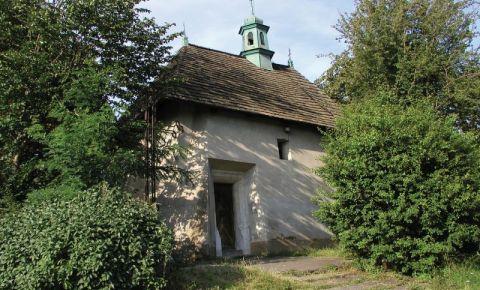 Biserica Sfantul Benedict din Cracovia