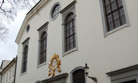 Biserica Sfantul Mantuitor din Bratislava