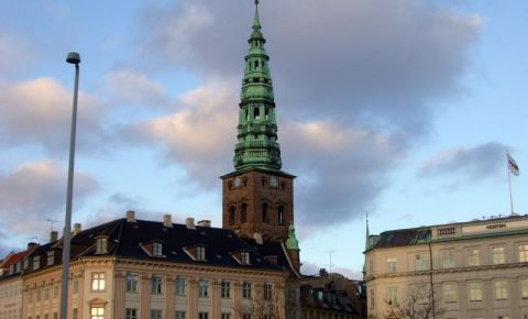Biserica Sfantul Nicolae din Copenhaga