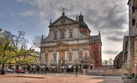 Biserica Sfintii Apostoli Petru si Pavel din Cracovia
