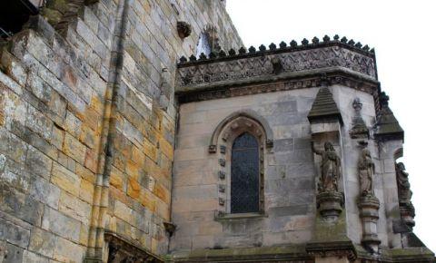 Capela Rosslyn din Edinburgh