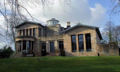 Casa Holmwood din Glasgow