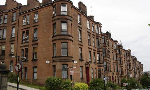 Casa Inchiriata din Glasgow