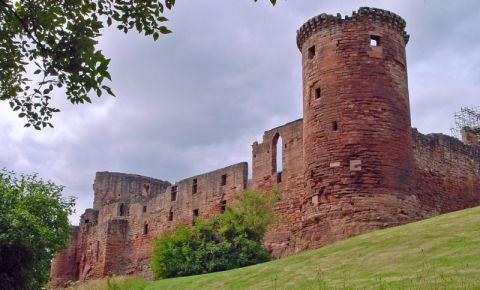 Castelul Bothwell din Glasgow
