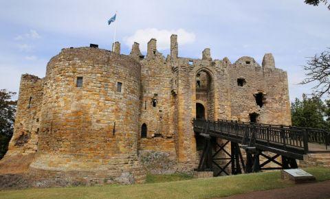 Castelul Dirleton din Edinburgh