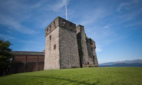 Castelul Newark din Glasgow