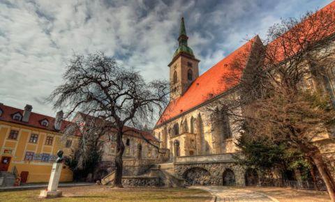 Catedrala Sfantul Martin din Bratislava